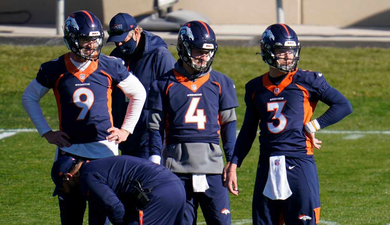 Broncos Left With No Quarterbacks As Covid 19 Wreaks Havoc On Nfl Cbc Sports