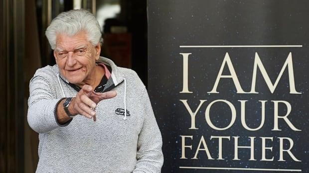 David Prowse, towering actor inside Darth Vader suit, dead at 85 | CBC News