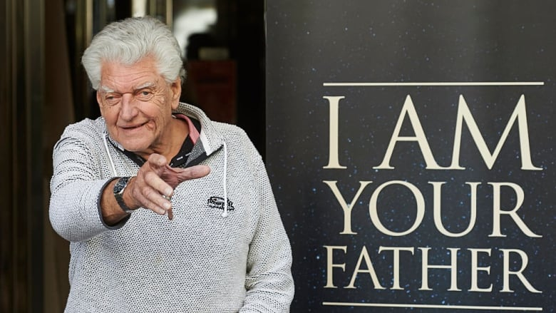 Darth Vader actor Dave Prowse dead at 85