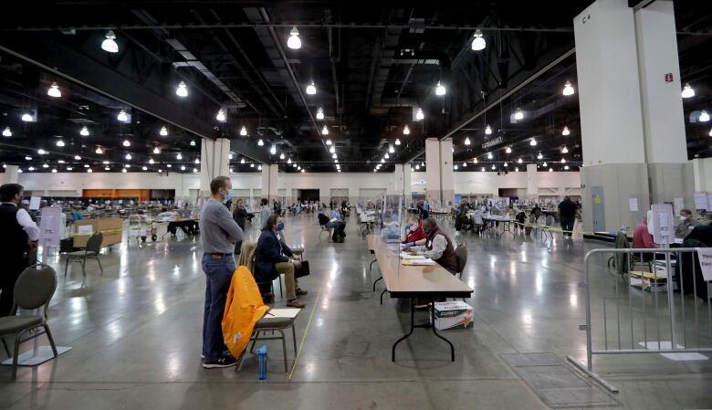 Arizona Gov. Doug Ducey defends election process after Trump attack