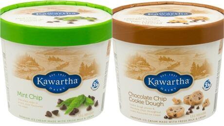 Kawartha Dairy Recall Nov 29