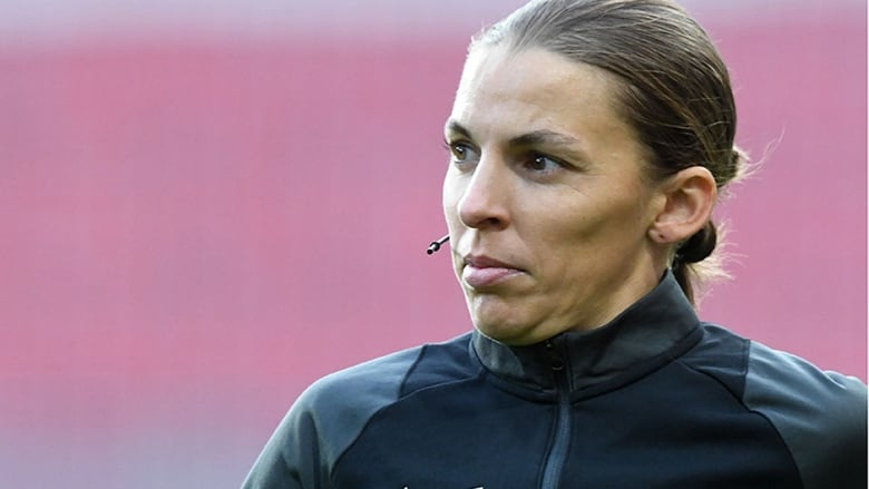 Stephanie Frappart to make Champions League history as 1st