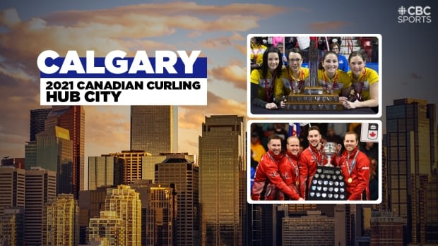 Calgary selected to host Brier, Scotties, other major bonspiels in hub-style format | CBC Sports