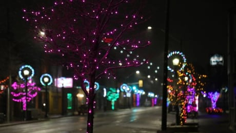 Business owners hope citywide bright lights lead to more customers