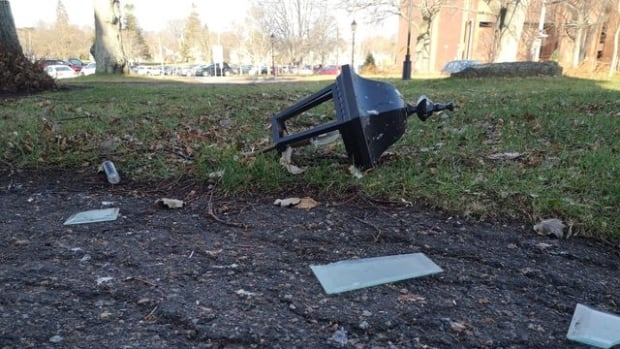 Damage, graffiti discovered at 2 Charlottetown non-profits  image