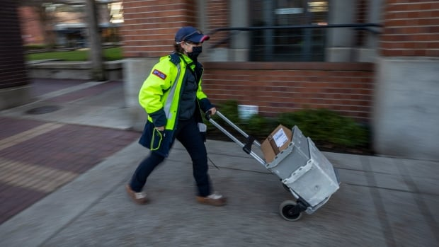 The pandemic undercut Canada Post's business model — and showed it a new one