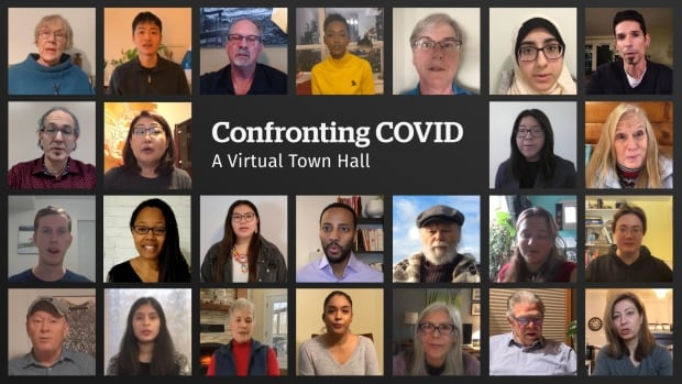 Confronting COVID-19: A special town hall on how the pandemic is affecting Canadians | CBC News