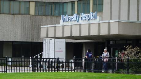 covid london university hospital