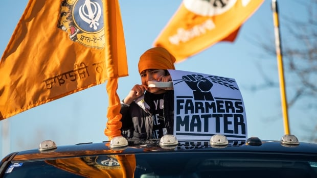 Surrey rally for farmers in India shut down over concerns around food vendors, DJ, say RCMP