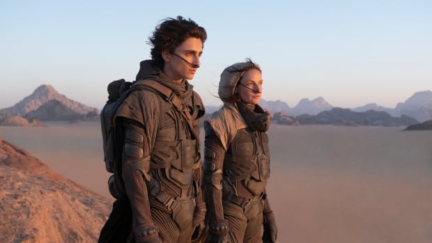 Despite hybrid release, Dune has a strong box office performance