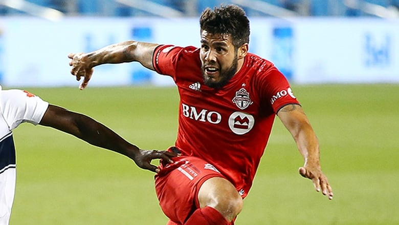 Toronto's Alejandro Pozuelo named 2020 MLS MVP