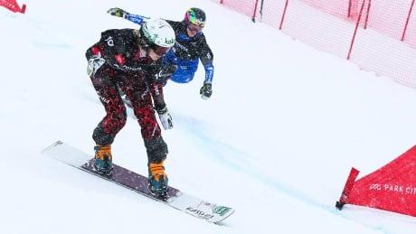 Snowboard World Cup on CBC: PGS - Cortina