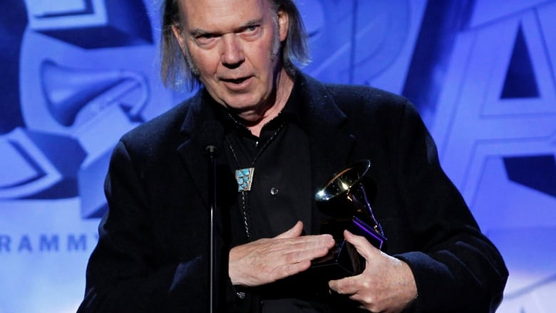 Neil Young Drops Copyright Case Against Trump