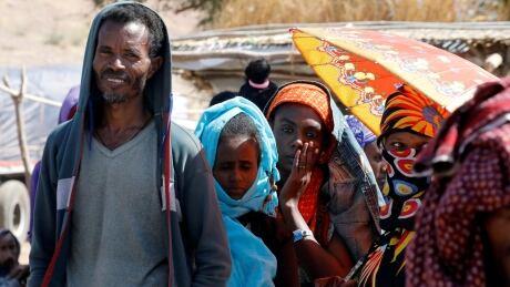 ETHIOPIA-CONFLICT/SUDAN-REFUGEES
