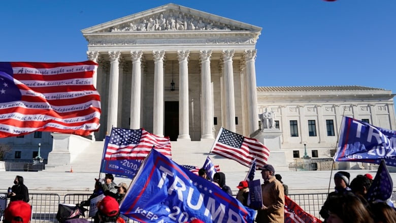 Nevada Supreme Court Rejects Trump Campaign Effort To Overturn Election Results