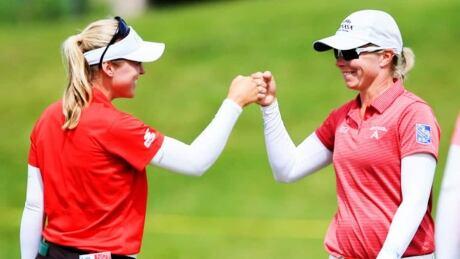 Henderson, Sharp look to steal spotlight at U.S. Women's Open