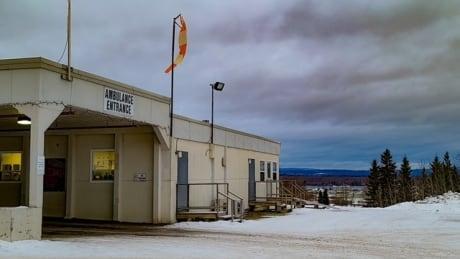 Stuart Lake Hospital, Fort St. James, B.C.