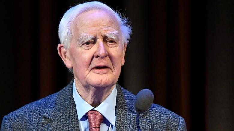 British spy novel author, John le Carre, dies aged 89