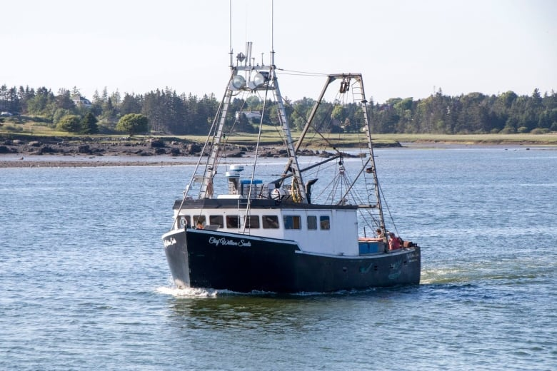 RCMP end search for missing crew on Nova Scotia scallop dragger