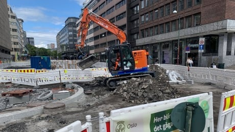 NORWAY-CLIMATE-CHANGE-CONSTRUCTION