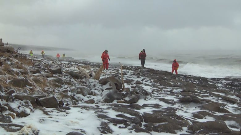 Fishing vessel found off Delaps Cove, N.S.; 5 crew members still missing