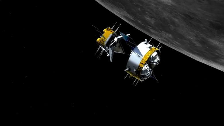 China lands its Moon rocks in Inner Mongolia