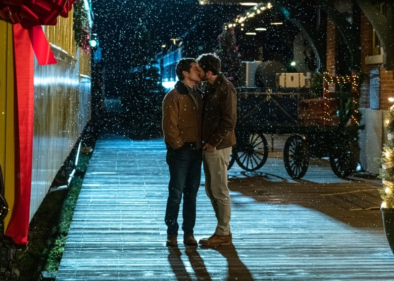 New slate of LGBTQ holiday movies sparks joy, criticism over portrayal of queer stories