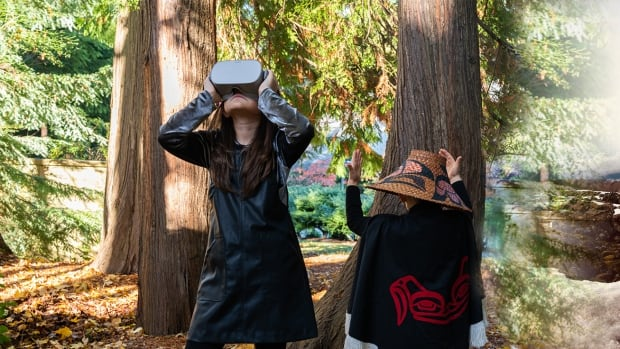 Project to use virtual reality technology to teach Nisga'a culture and language