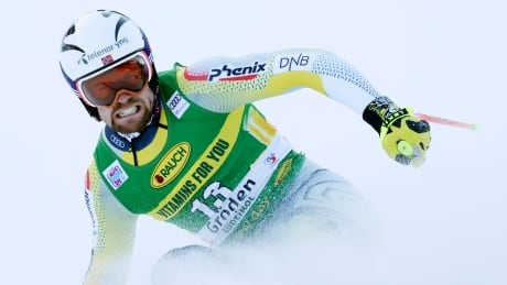 APTOPIX Italy Alpine Skiing World Cup
