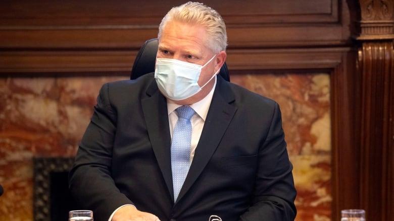 2021 January: Ontario COVID-19 Lockdown