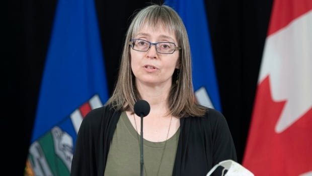 Alberta's chief medical officer says 'dramatic shift' in COVID risk justifies removal of health protocols
