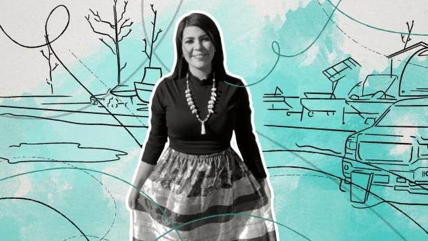 Entrepreneurship can help Indigenous girls feel 'beautiful and empowered': RezGal Lashes owner