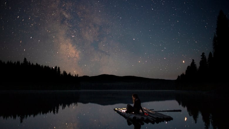 heads up  ... star showers are coming...  Milky-way-night-sky