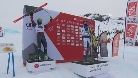 Canada's Howden gets 2nd career World Cup ski cross medal