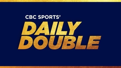 Scott Russell hosts the first edition of CBC Sports' Daily Double