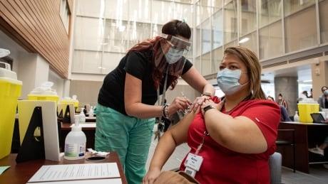 Covid Vaccinations, Toronto