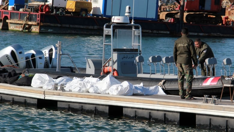 4 pregnant women among 20 migrants dead after boat sinks off Tunisia