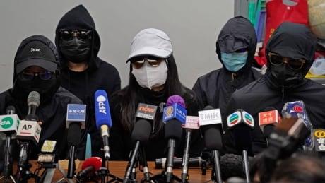 Hong Kong China Detainees