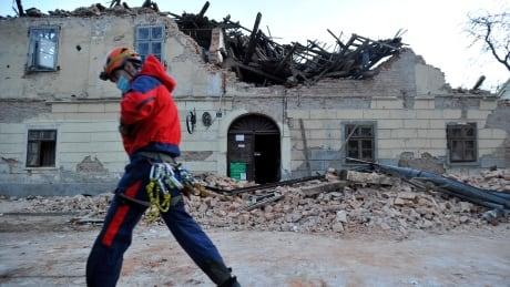 Croatia Earthquake