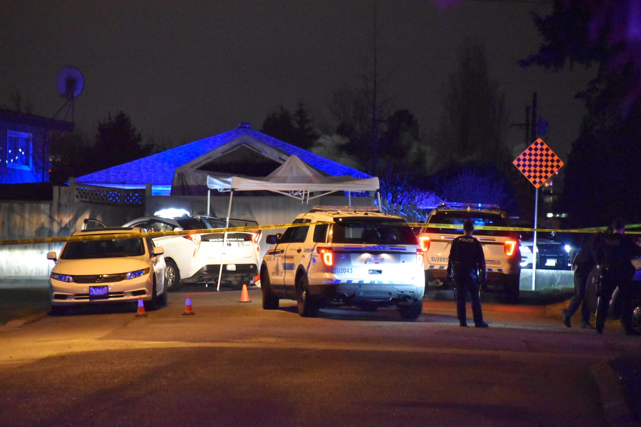 Victim Of Second Targeted Shooting In Surrey In 24 Hours Was 14 Years Old B C Police Say Cbc News