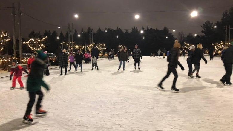 City increases safety measures at outdoor rinks ahead of New Year's Eve