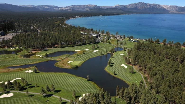 NHL plans outdoor games at Lake Tahoe
