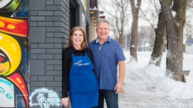 Winnipeg deli serves up baba-style foods just in time for Ukrainian Christmas   CBC News