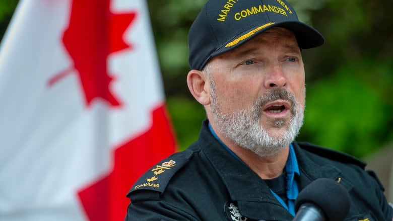 Rear-Admiral Craig Baines tapped to lead Canada's navy thumbnail
