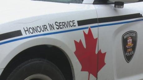 Windsor police stock