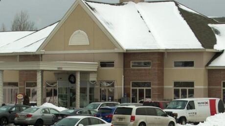 Shannex Inc.'s Tucker Hall nursing home, Saint John