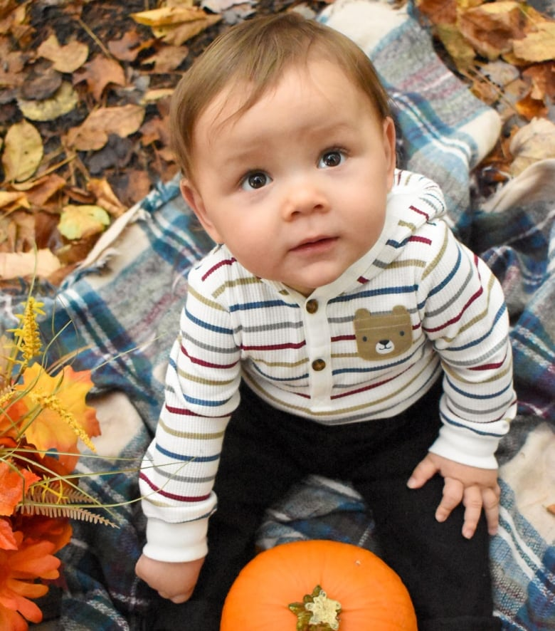 Family pinning hopes on fundraisers for toddler's $2.8M treatment