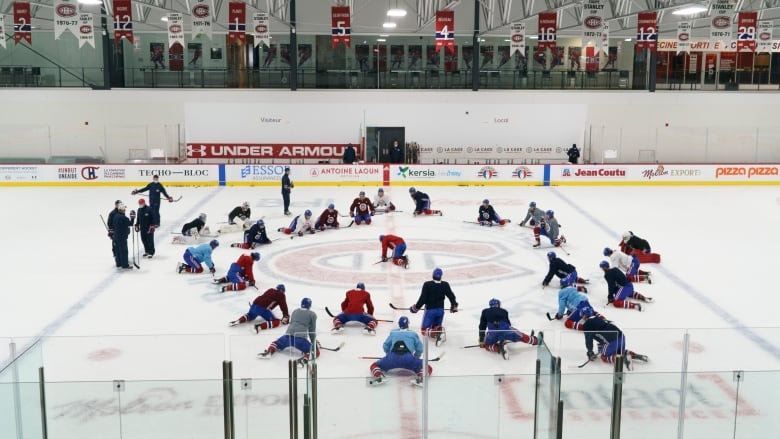 Canadiens approved for home games during pandemic