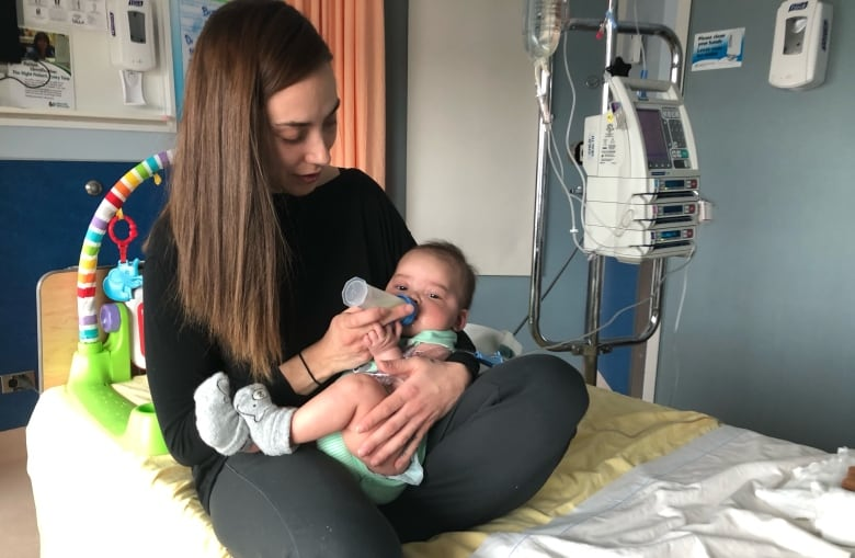 Baby Getting stem cell transplant from mom after no ethnically Varied match Discovered thumbnail