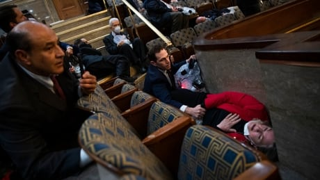 Capitol Hill riot House of Representatives Rep. Susan Wild